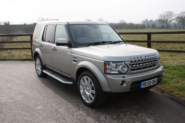 used Land Rover Discovery 4 TDV6 HSE ( 2010 MODEL YEAR) in aldershot-hampshire