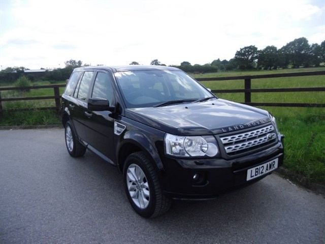 used Land Rover Freelander SD4 HSE in aldershot-hampshire