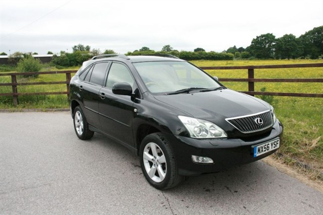 used Lexus RX 350 SE-L in aldershot-hampshire