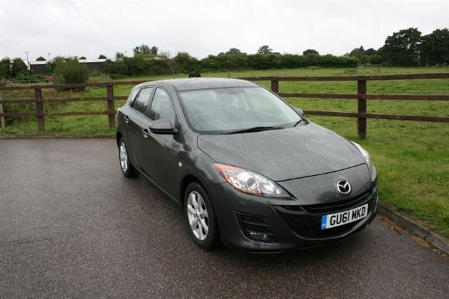 used Mazda Mazda3 3 TS2 in aldershot-hampshire
