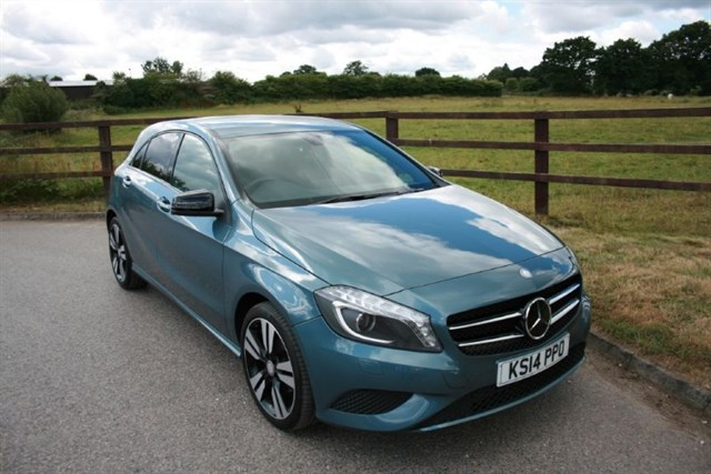 used Mercedes A180 CDI BLUEEFFICIENCY SPORT in aldershot-hampshire