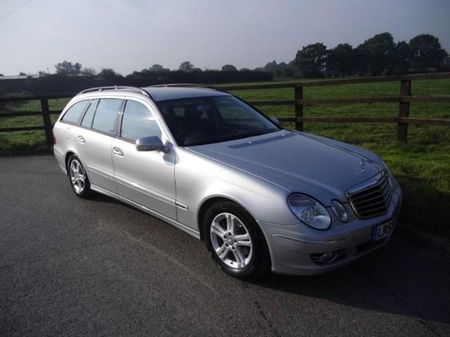 used Mercedes E220 CDI AVANTGARDE in aldershot-hampshire