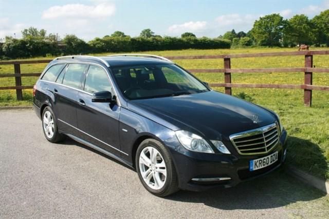 used Mercedes E250 CDI BLUEEFFICIENCY AVANTGARDE in aldershot-hampshire