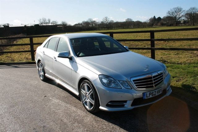 used Mercedes E250 (2013 YEAR)CDI BLUEEFFICIENCY SPORT in aldershot-hampshire