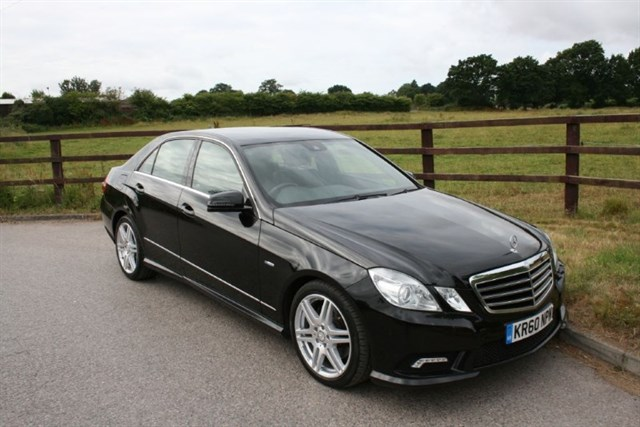 used Mercedes E350 E-CLASS E350 CDI BLUEEFFICIENCY SPORT in aldershot-hampshire