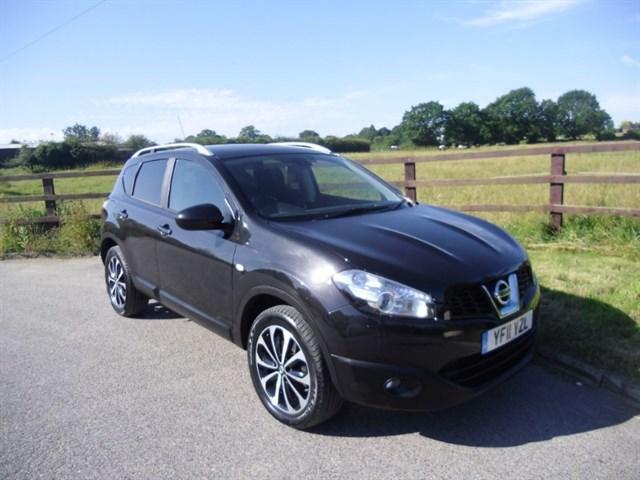 used Nissan Qashqai N-TEC IS in aldershot-hampshire