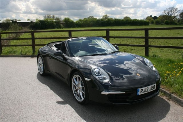 used Porsche 911 CARRERA S PDK (PCM)  in aldershot-hampshire
