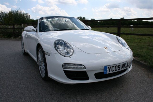 used Porsche 911 CARRERA 2S PDK in aldershot-hampshire