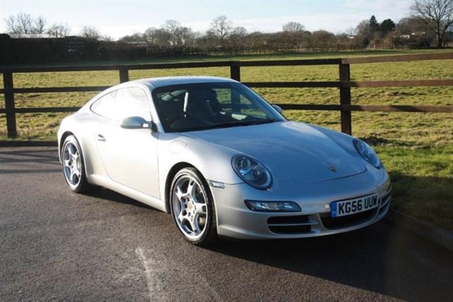used Porsche 911 CARRERA 2 TIPTRONIC S in aldershot-hampshire