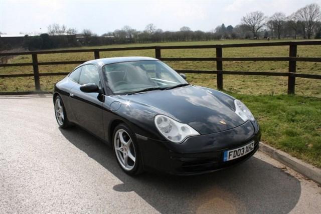 used Porsche 911 CARRERA 4 in aldershot-hampshire