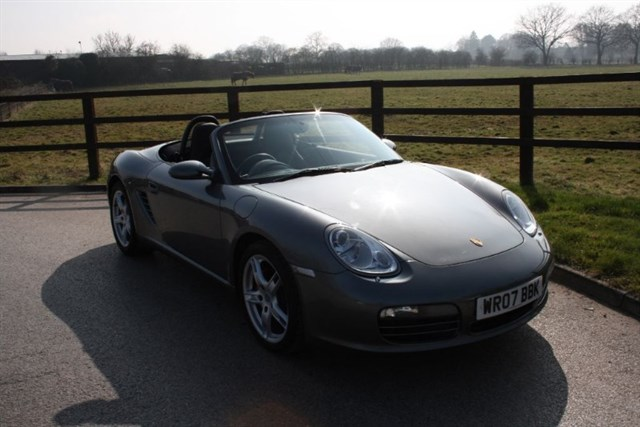 used Porsche Boxster 24V S in aldershot-hampshire