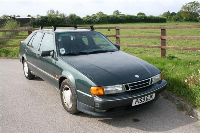 used Saab 9000 CSE ECOPOWER(LEFT HAND DRIVE) in aldershot-hampshire