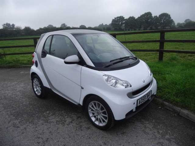 used Smart Car Fortwo Coupe PASSION CDI in aldershot-hampshire