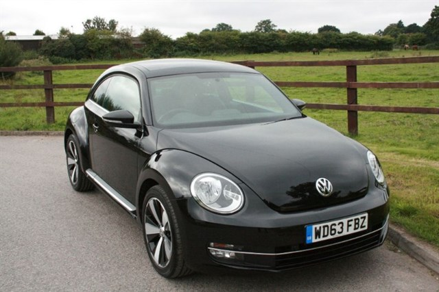 used VW Beetle SPORT TDI in aldershot-hampshire