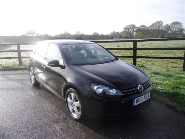 used VW Golf MATCH TDI BLUEMOTION TECHNOLOGY in aldershot-hampshire