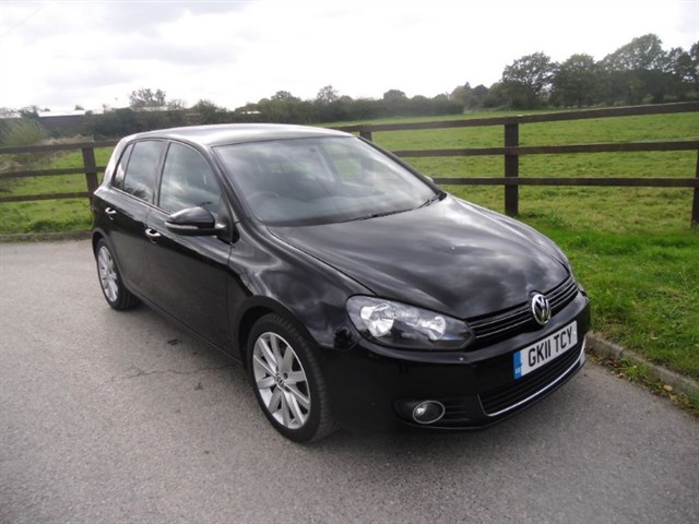 used VW Golf GT TSI DSG in aldershot-hampshire