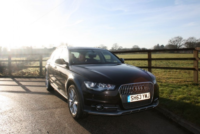 used Audi A6 allroad TDI QUATTRO in aldershot-hampshire