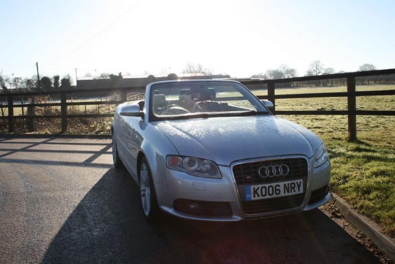 used Audi S4 S4 QUATTRO in aldershot-hampshire