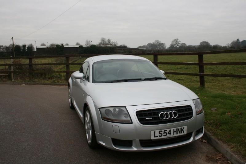 used Audi TT  SPORT in aldershot-hampshire