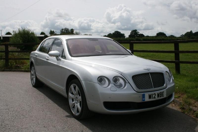 used Bentley Continental Flying Spur 5 SEATS in aldershot-hampshire