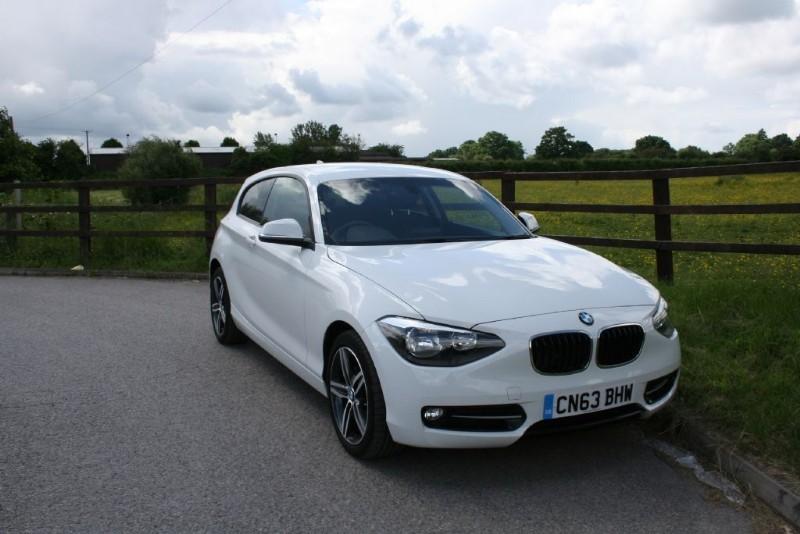 used BMW 116i SPORT in aldershot-hampshire