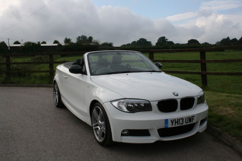 used BMW 118i SPORT PLUS EDITION in aldershot-hampshire