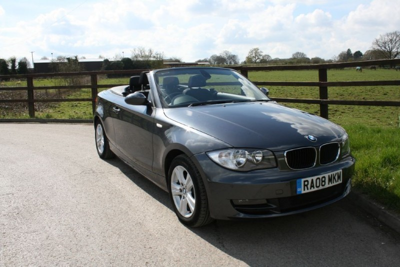 used BMW 120d SE in aldershot-hampshire