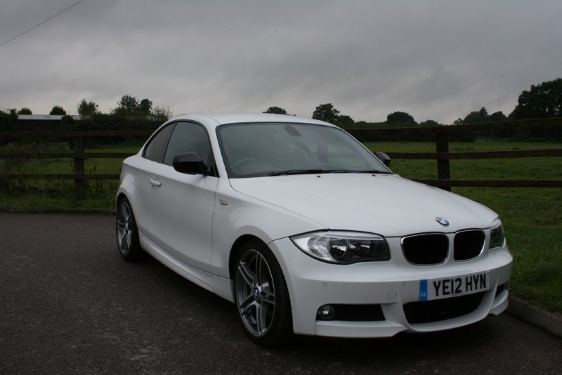 used BMW 123d SPORT PLUS EDITION in aldershot-hampshire