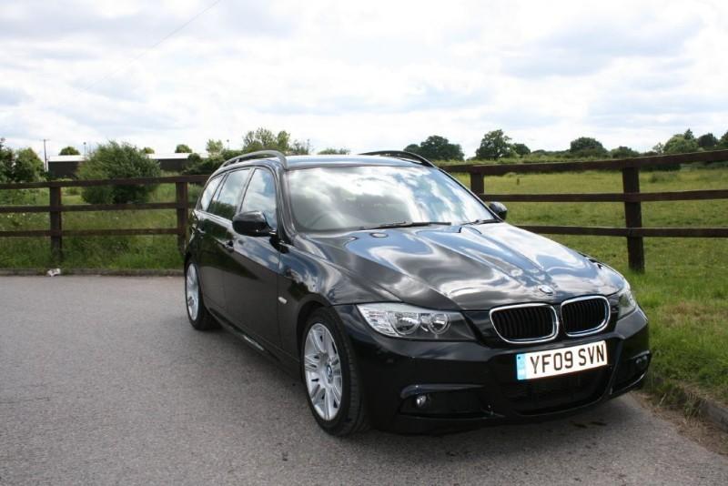 used BMW 318d M SPORT TOURING in aldershot-hampshire