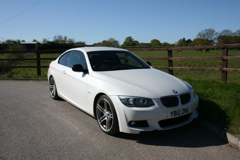 used BMW 320d SPORT PLUS EDITION in aldershot-hampshire