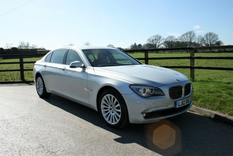 used BMW 730Ld SE LUXURY EDITION in aldershot-hampshire