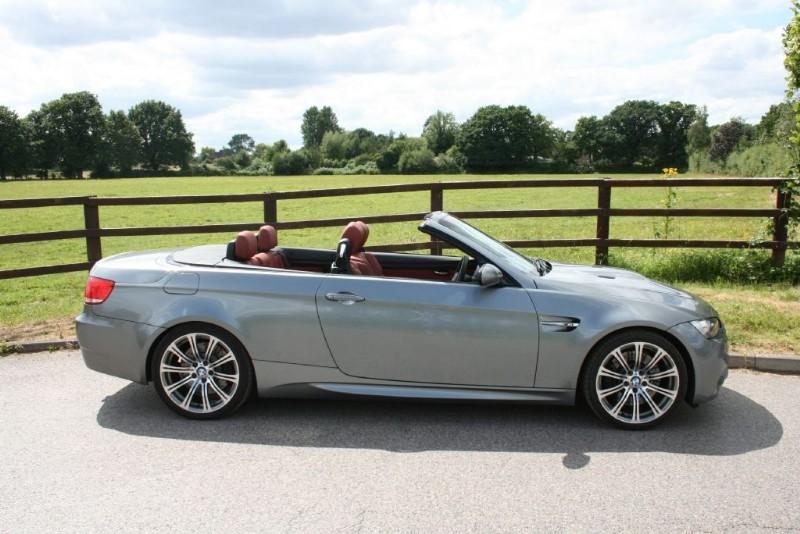 used BMW M3 CONVERTIBLE in aldershot-hampshire