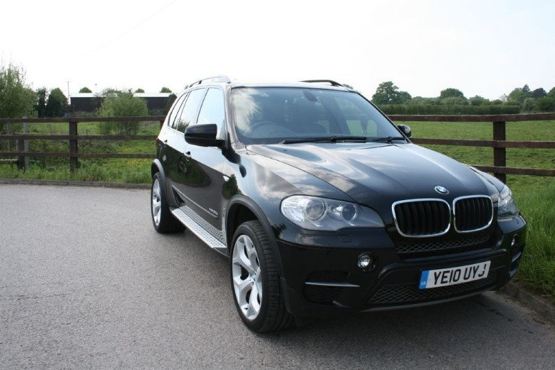 used BMW X5 XDRIVE30D SE (SAT NAV PROF, MEDIA & DYNAMIC PACKS) in aldershot-hampshire