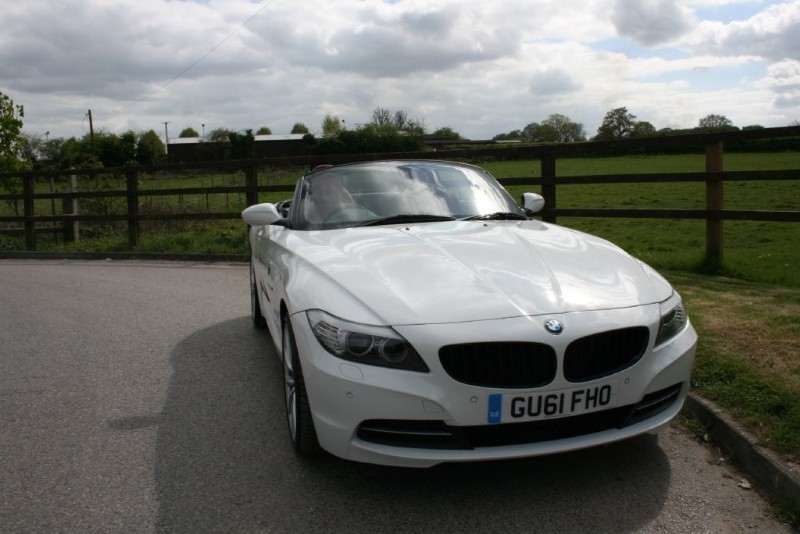 used BMW Z4 SDRIVE23I HIGHLINE EDITION in aldershot-hampshire