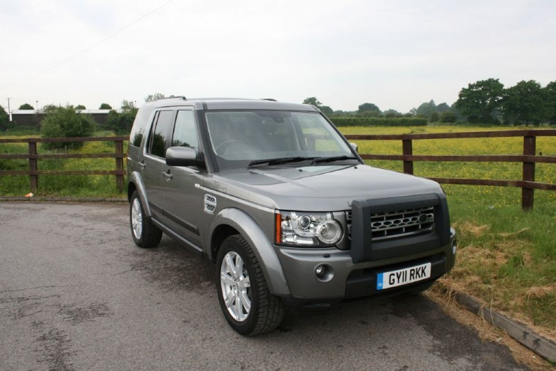 used Land Rover Discovery 4 SDV6 XS in aldershot-hampshire