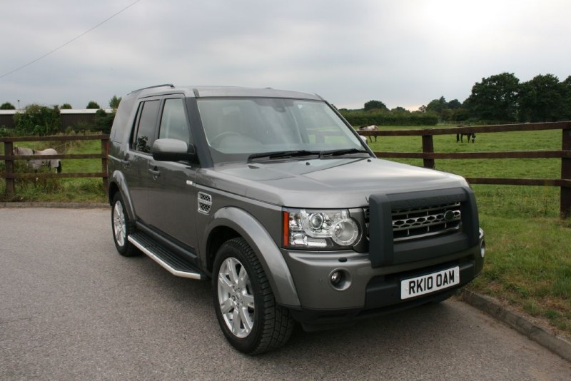 used Land Rover Discovery 4 TDV6 XS in aldershot-hampshire