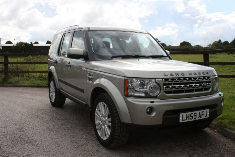 used Land Rover Discovery 4 TDV6 HSE in aldershot-hampshire