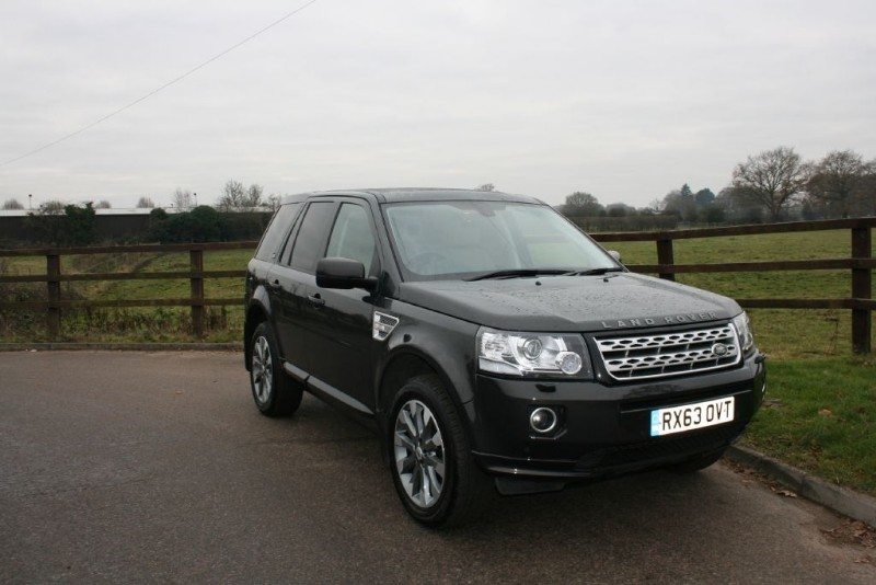 used Land Rover Freelander SD4 HSE LUXURY(stunning example) in aldershot-hampshire