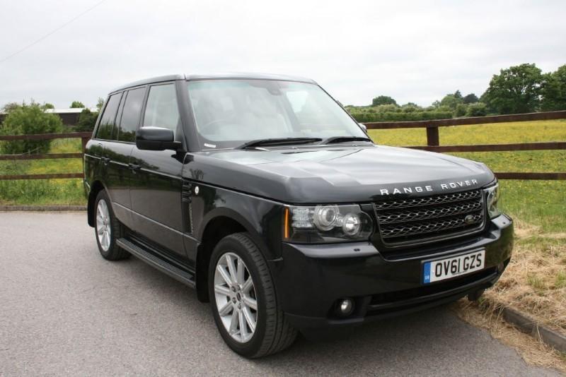 used Land Rover Range Rover TDV8 VOGUE SE in aldershot-hampshire