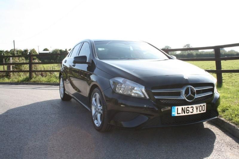 used Mercedes A180 CDI BLUEEFFICIENCY SPORT in aldershot-hampshire