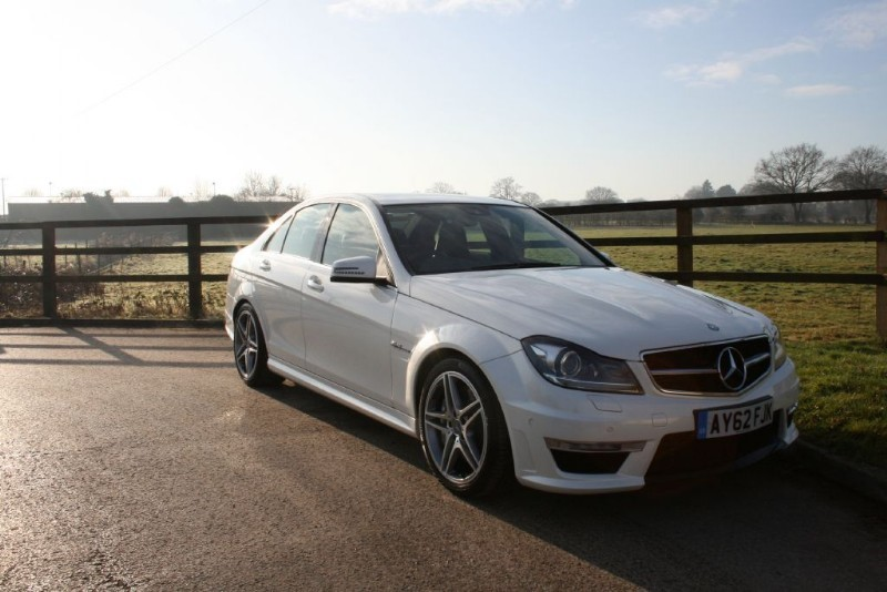used Mercedes C63 AMG C63 AMG  in aldershot-hampshire