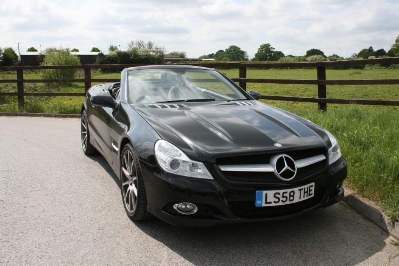 used Mercedes  SL SL350 in aldershot-hampshire