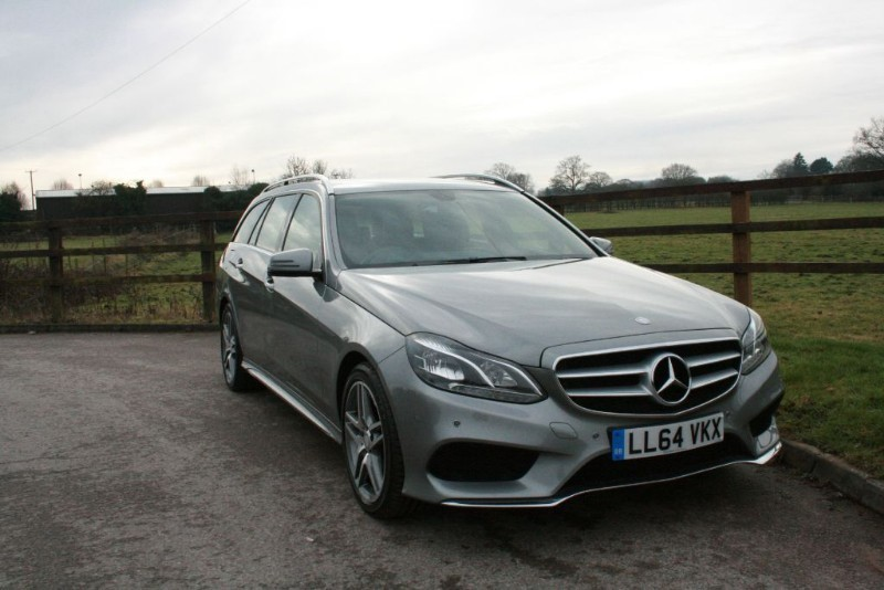 used Mercedes E220 BLUETEC AMG LINE in aldershot-hampshire