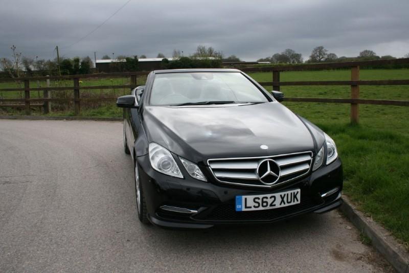 used Mercedes E250 CDI BLUEEFFICIENCY SPORT in aldershot-hampshire