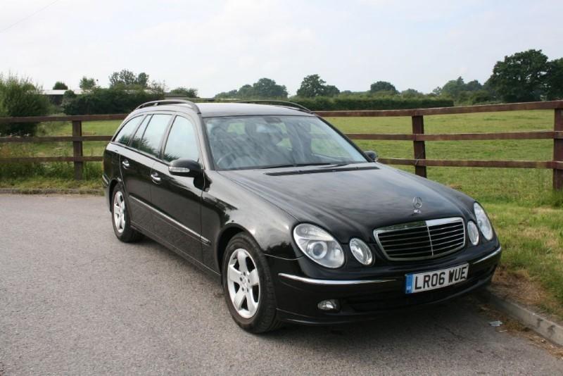 used Mercedes E320 CDI AVANTGARDE in aldershot-hampshire