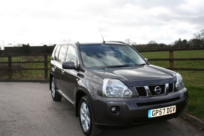 used Nissan X-Trail SPORT EXPEDITION DCI in aldershot-hampshire