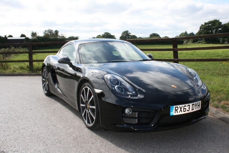 used Porsche Cayman 24V S PDK (PASM + SPORTS CHRONO PACKAGE) in aldershot-hampshire
