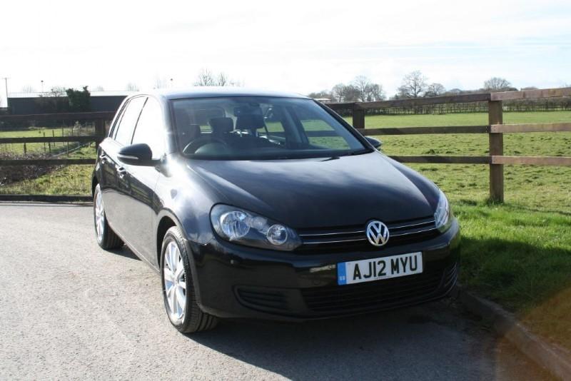 used VW Golf MATCH TDI in aldershot-hampshire