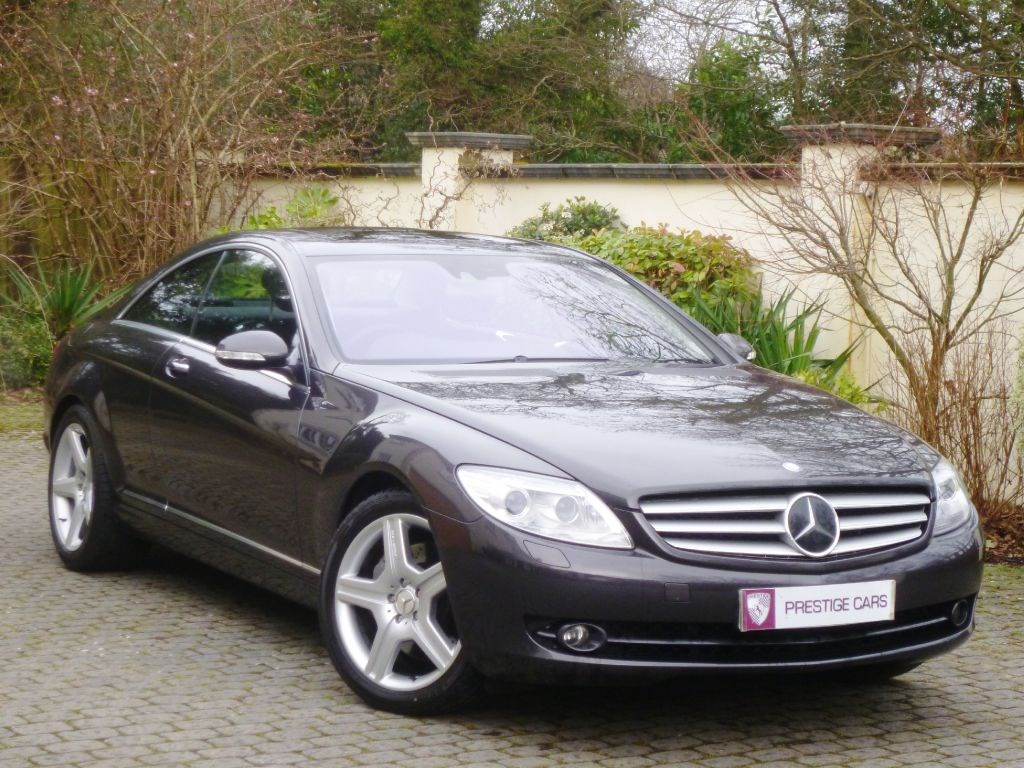 Mercedes Benz Cl500 Price Mercedes Benz Cl500 7g Auto