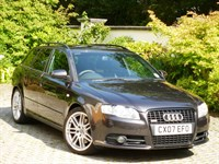 Used Audi A4 Avant 2.0T S Line Quattro Special Edition